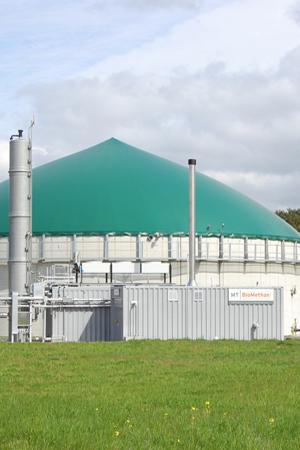 O que é biogás